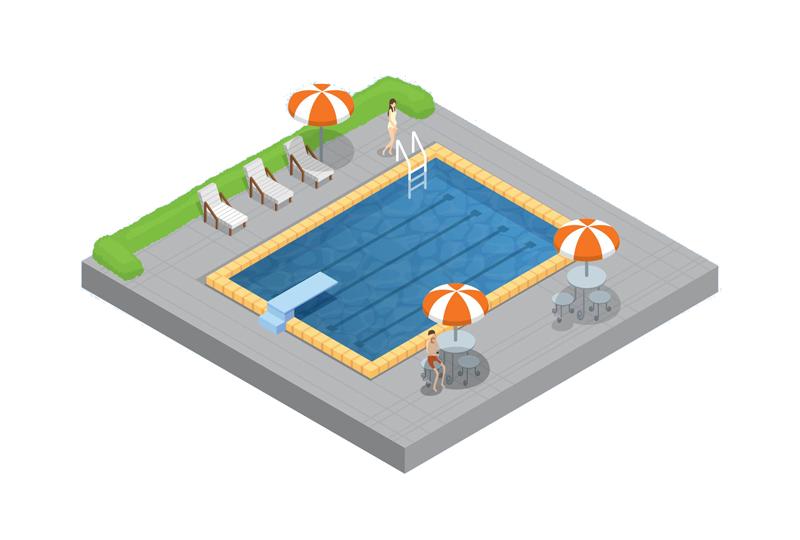 Quipements mat riel et accessoires pour piscines brian on for Accessoire piscine professionnel